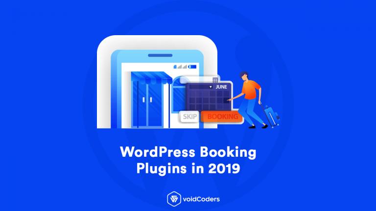 WordPress Booking plugins 2019