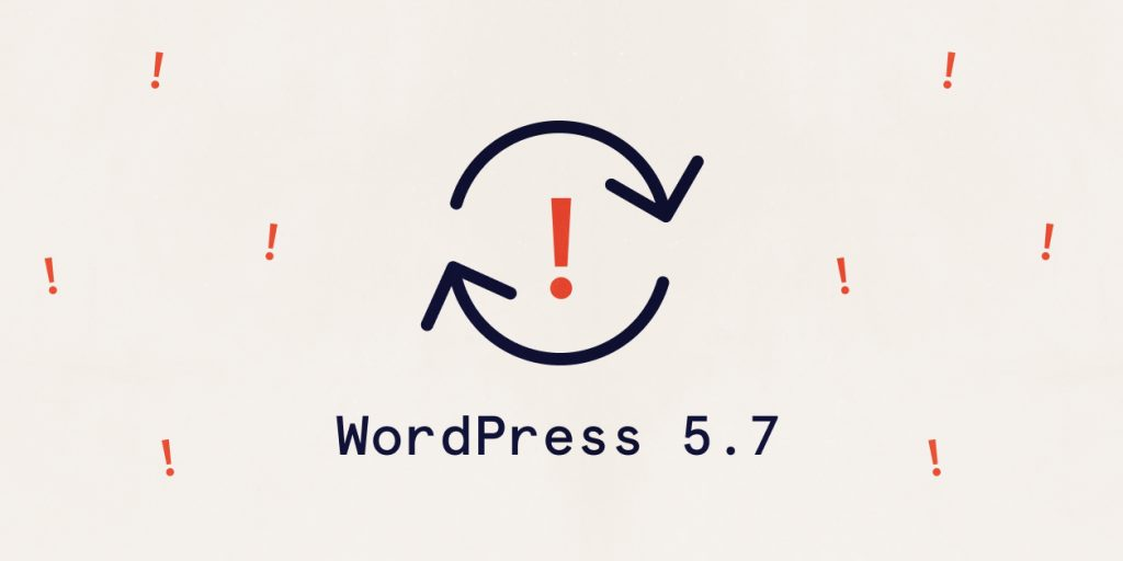 wordpress-5.7-update